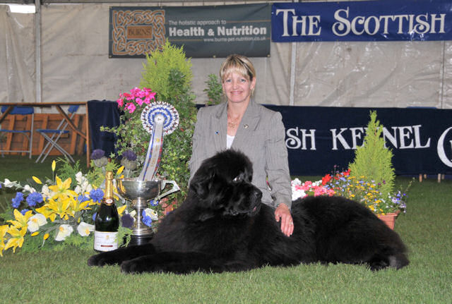 Chino Best in Show at SKC